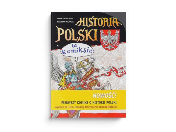 <span>Historia Polski w komiksie (10 zdj.)</span><i>→</i>