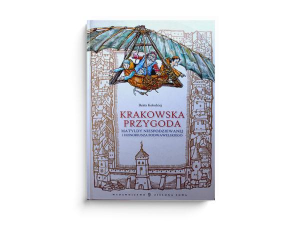 <span>Krakowska przygoda</span><i>→</i>