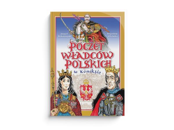 <span>Poczet władców polskich w komiksie (8 zdj.)</span><i>→</i>