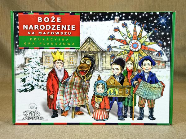 <span>Boże Narodzenie na Mazowszu (6 zdj.)</span><i>→</i>