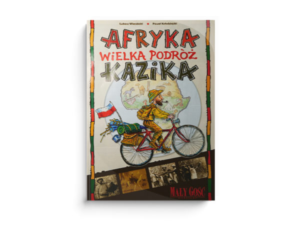 <span>Afryka – Wielka podróż Kazika (5 zdj.)</span><i>→</i>